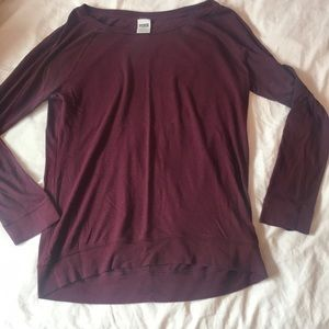 Victoria's Secret PINK long sleeve top